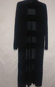 Lane Bryant Black Gunslinger Sweater 22/24 Plus